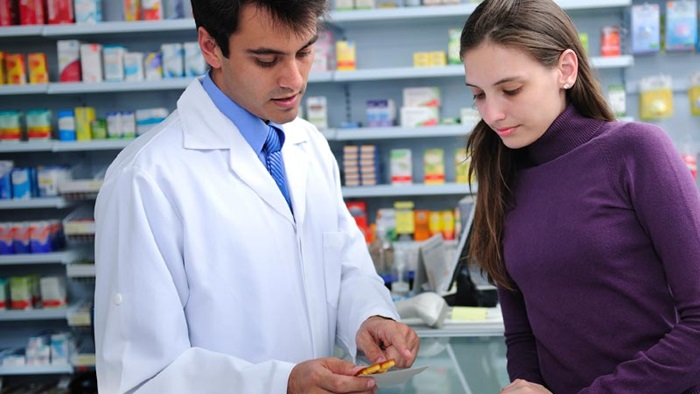 consult pharmacist 2